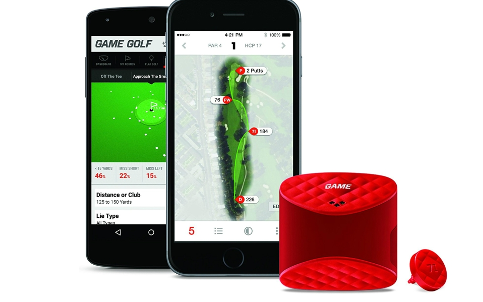 Golf app for iphone and android