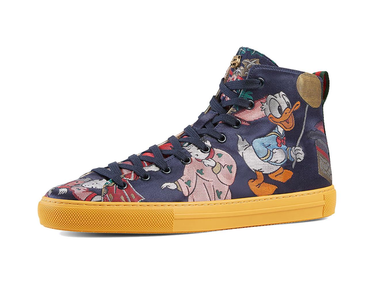 Donald Duck Sneakers: Shop Gucci