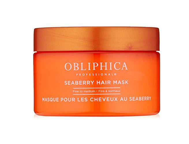 obliphica hair mask amazon