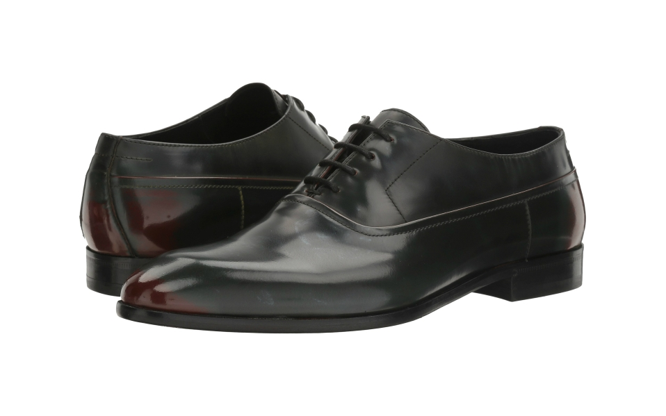 These Leather Derbys Shoes Are Durable,