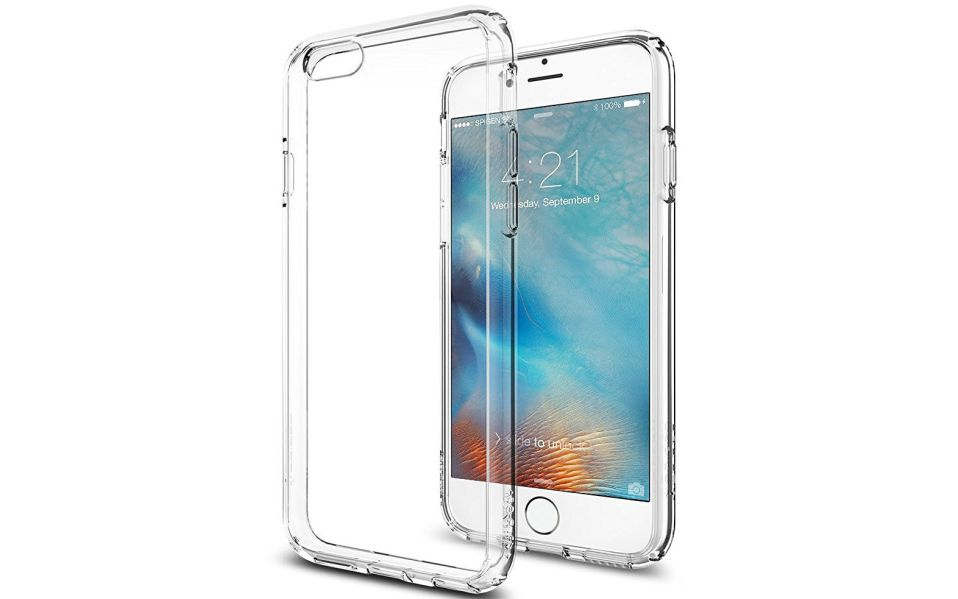 iphone 6 case clear