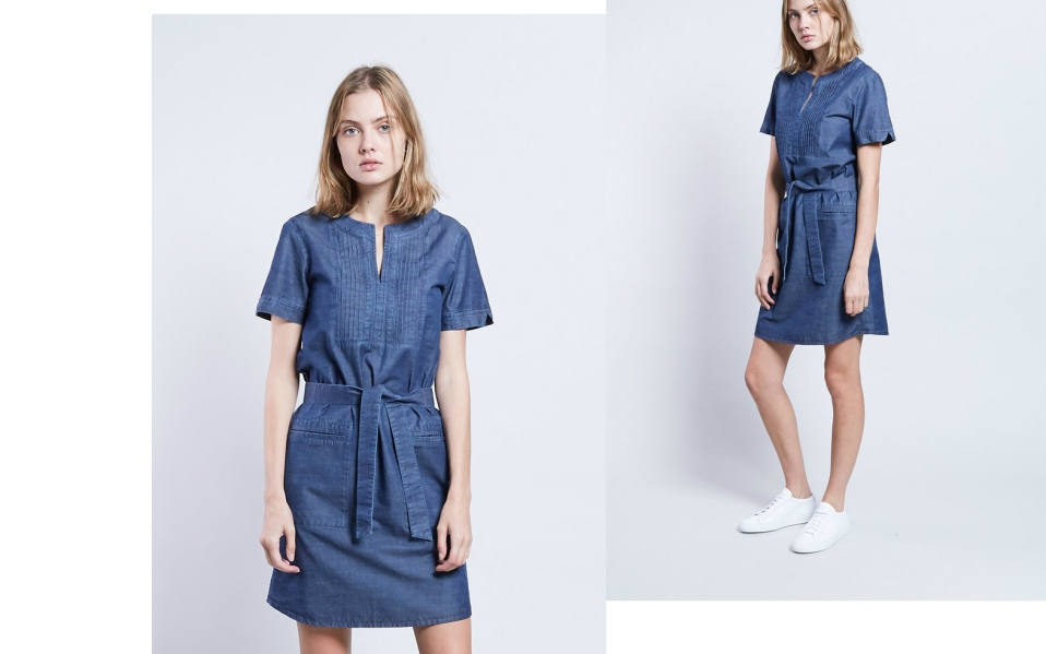 This Dress by A.P.C. is the