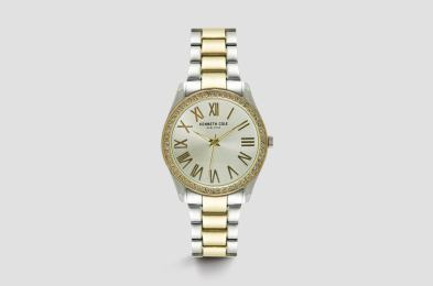Kenneth_Cole_Classic_Two_Tone_Round_Watch