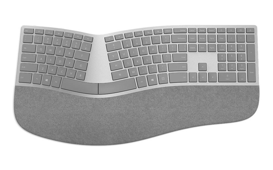 Microsoft Ergonomic Keyboard: Enhanced for the