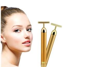 best facial massager gold