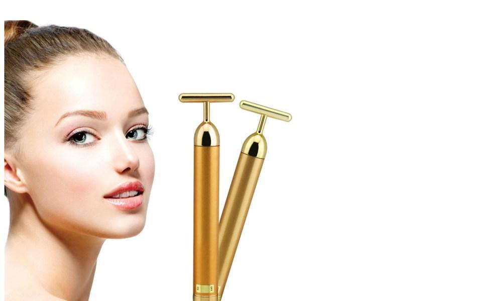 best gold facial massager