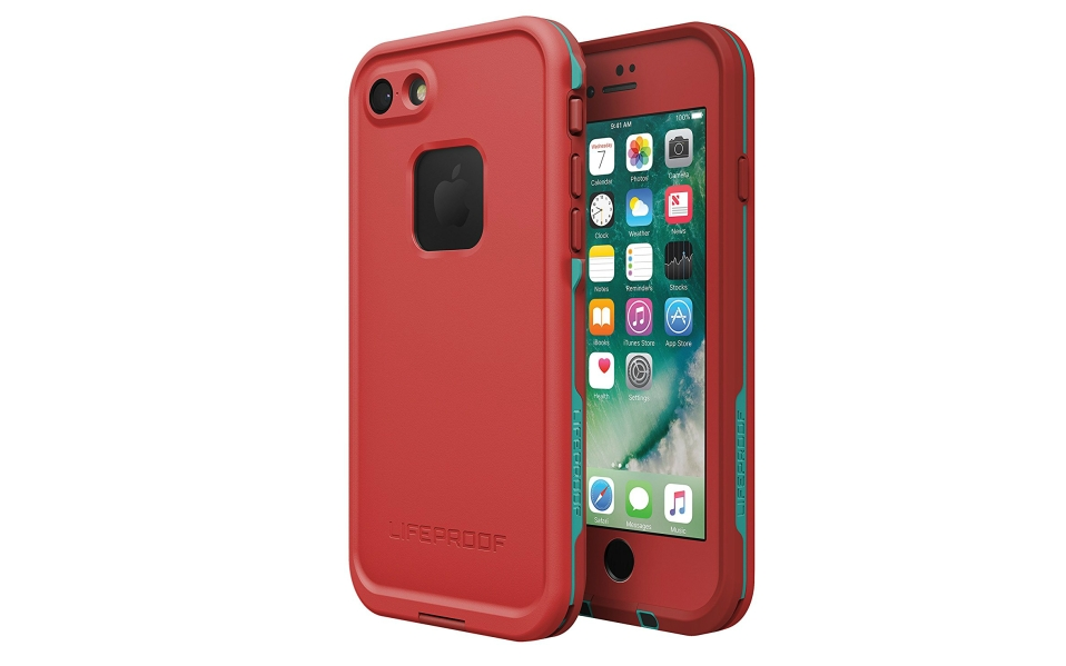 The LifeProof iPhone Case Protects Your