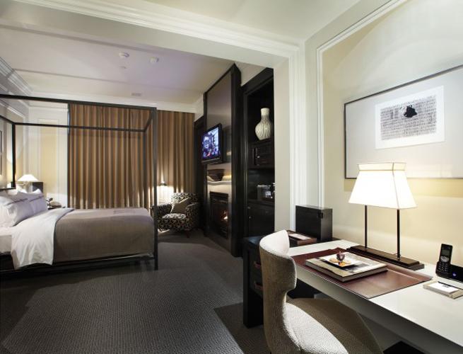luxury boston hotels