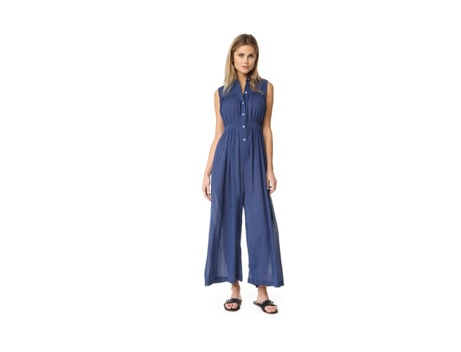 This Mara Hoffman Jumpsuit Is What