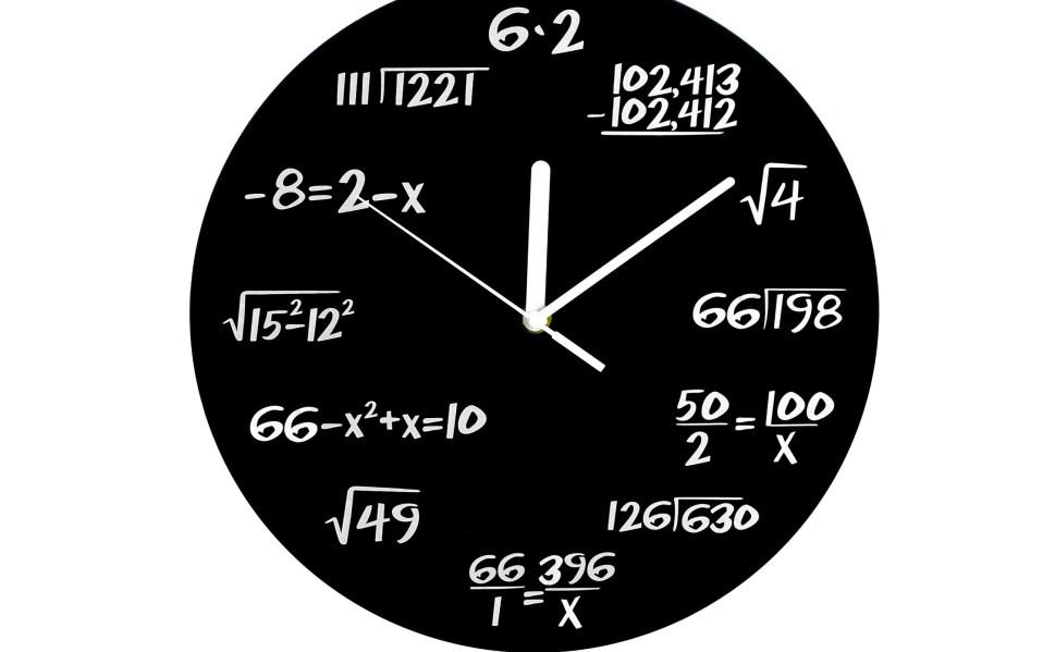 The Math Clock Adds Problem Solving