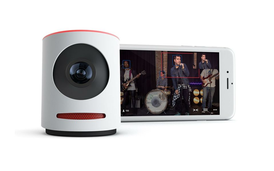 The Mevo Live Event Camera for