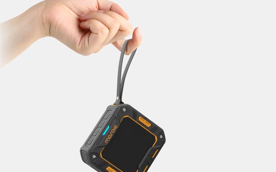 Need a Portable, Bluetooth, Waterproof Speaker?