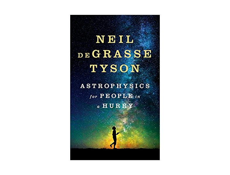 Neil deGrasse Tyson book, Astrophysics for