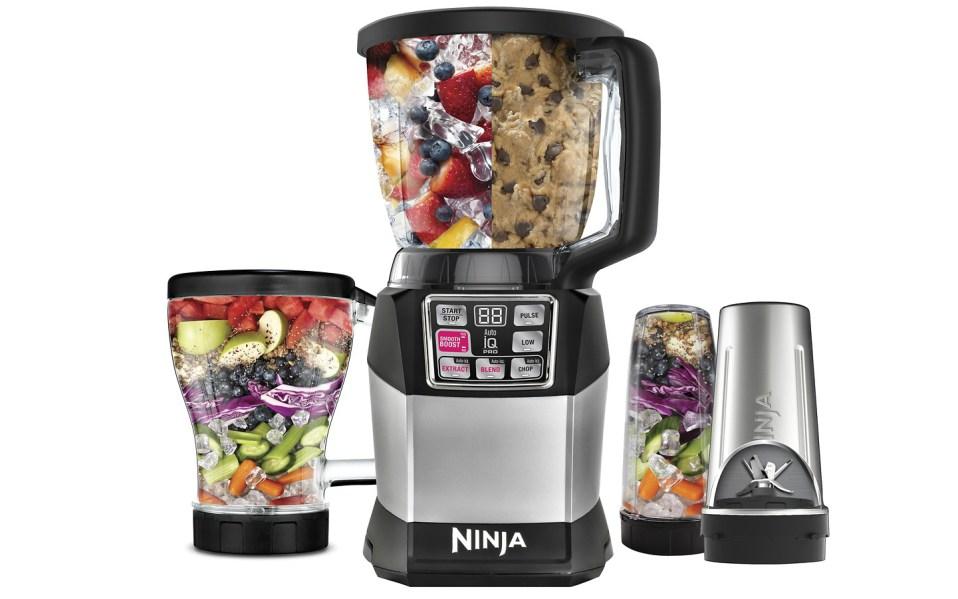 The Ninja Blender is Now on