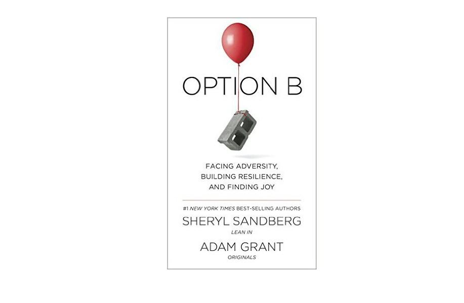 New Sheryl Sandberg Option B Book