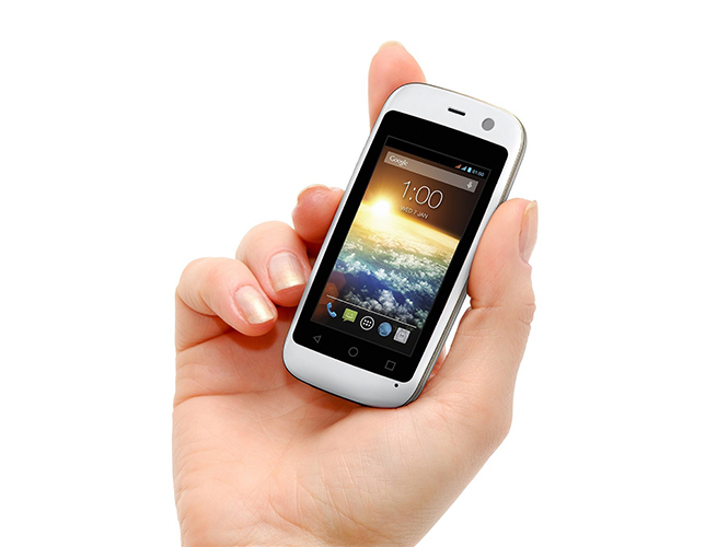 smallest smartphone posh mobile