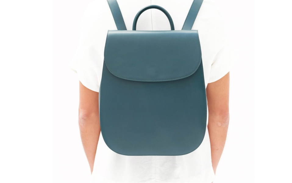 This La Portenga Backpack is Made