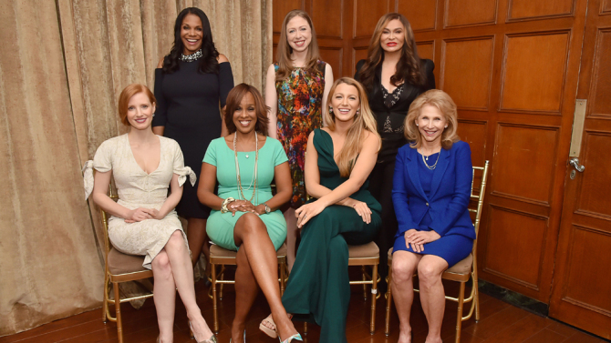 power of women honorees