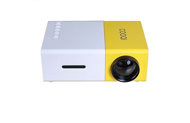 portable led projector cooqi