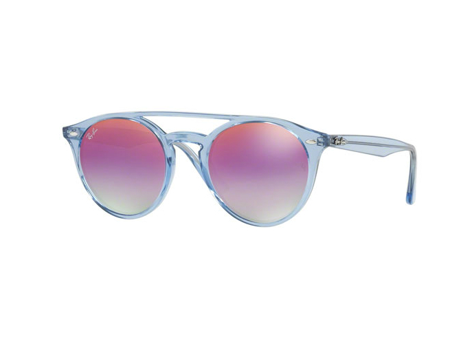 These Ray-Ban Sunglasses Sport All The