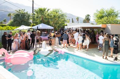 Galore X Missguided: F$#% Fab Pool Party, Palm Springs - 15 Apr 2016