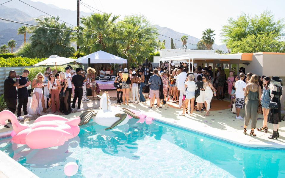 The Best Pool Parties at Coachella