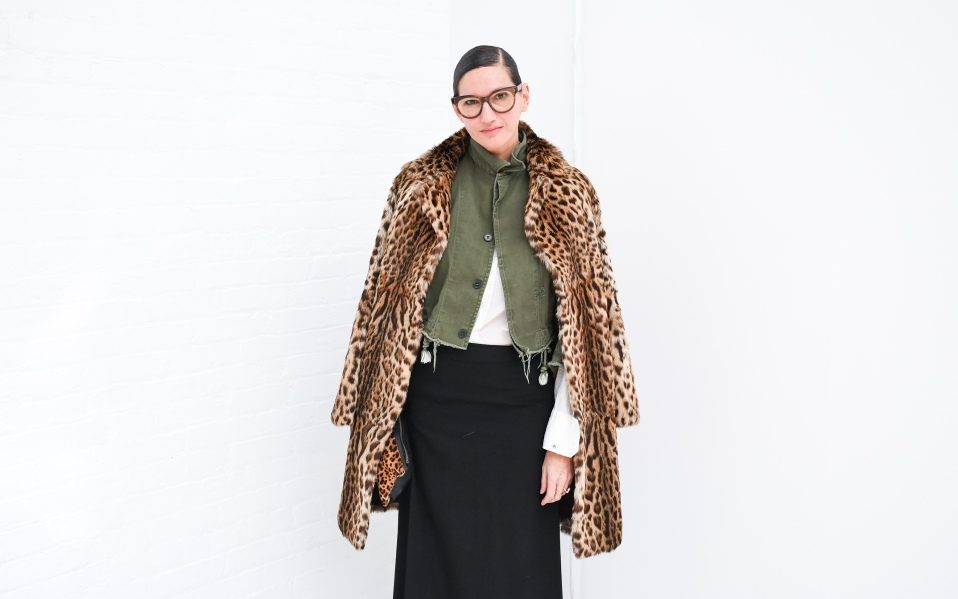 Jenna Lyons Out at J.Crew
