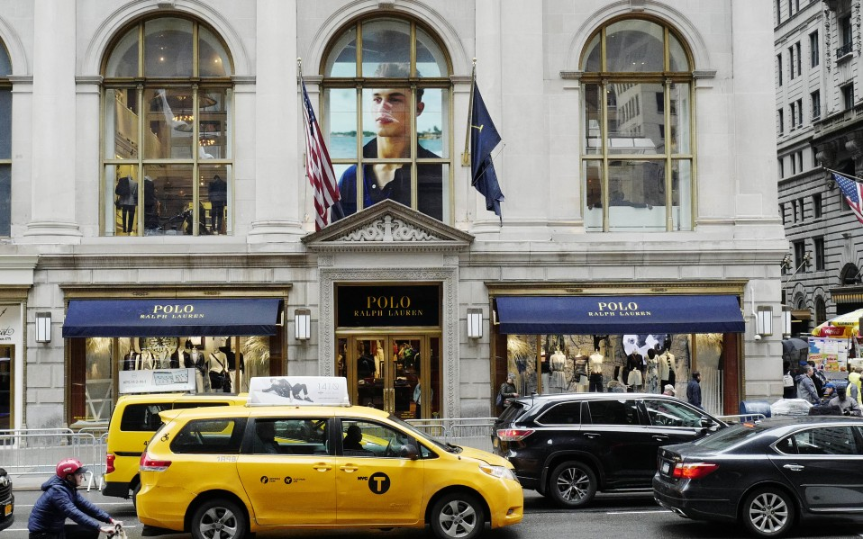 Ralph Lauren Store Closing on Fifth