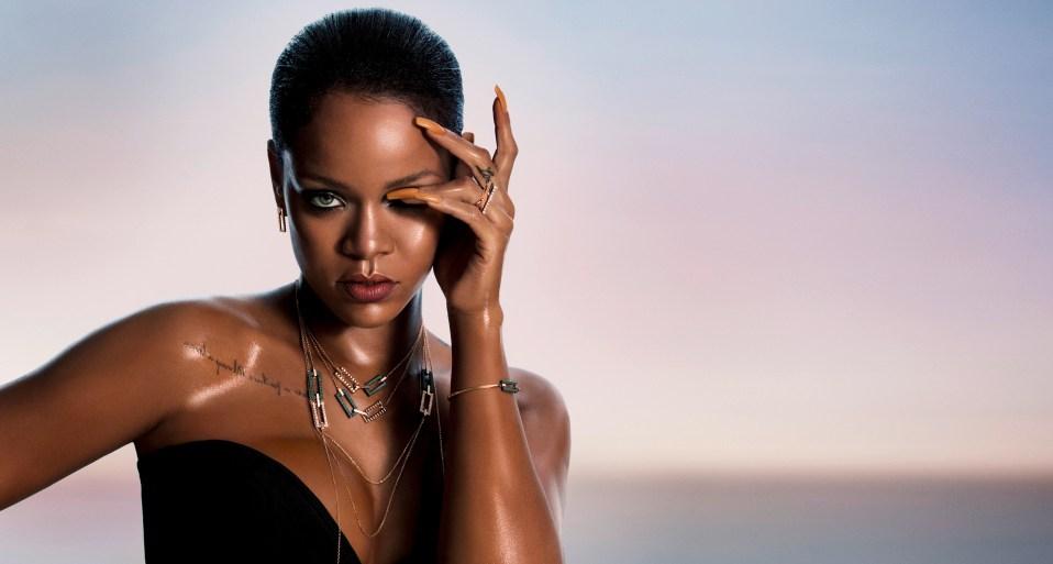 Rihanna & Chopard Launch New Collaboration