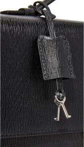Salvatore Ferragamo Revival Stripe Briefcase EAST DANE