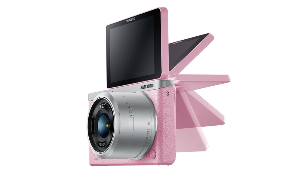 The Samsung NX Mini Is The