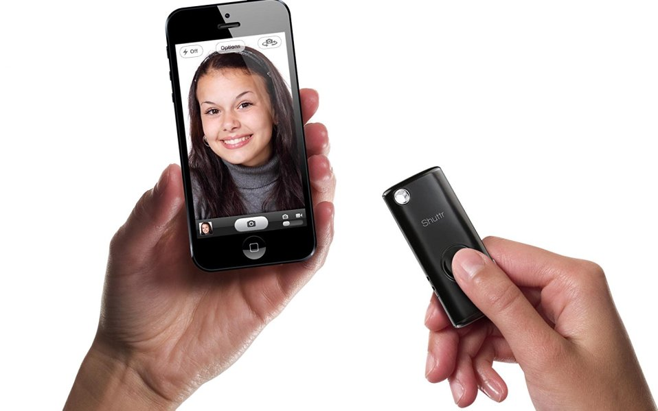 A Selfie Remote That Takes Quality