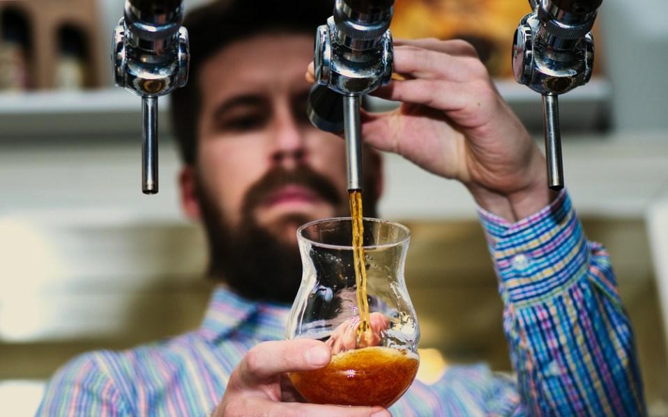 Craft Beer Brewery