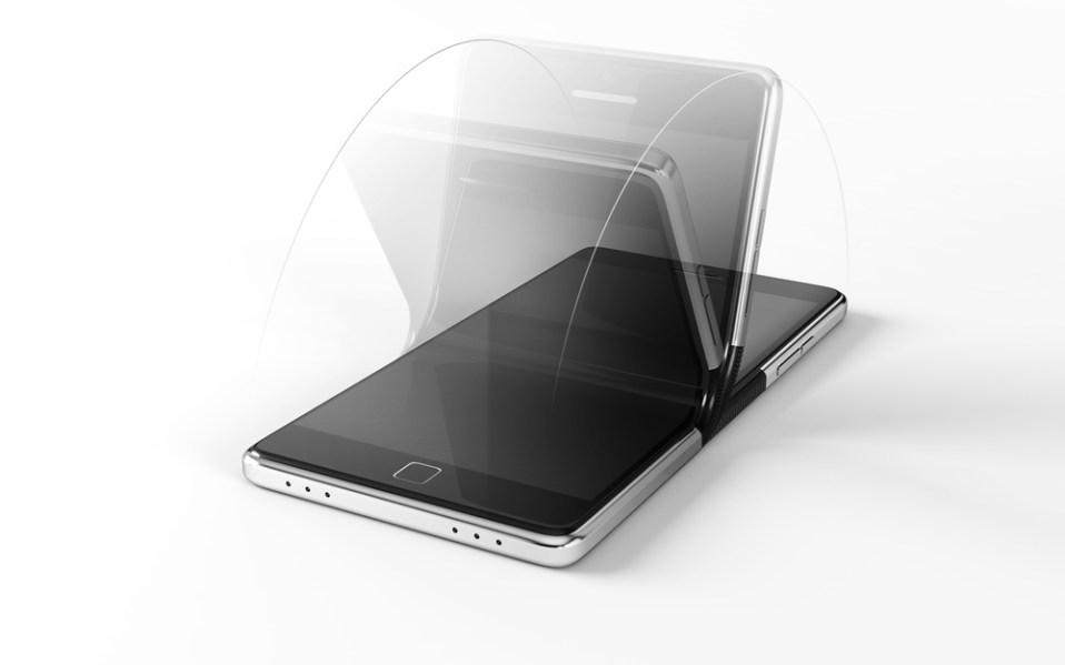 Foldable Phone Samsung