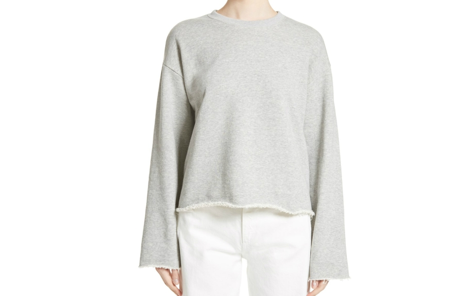 Add This Contemporary Knit Sweater as