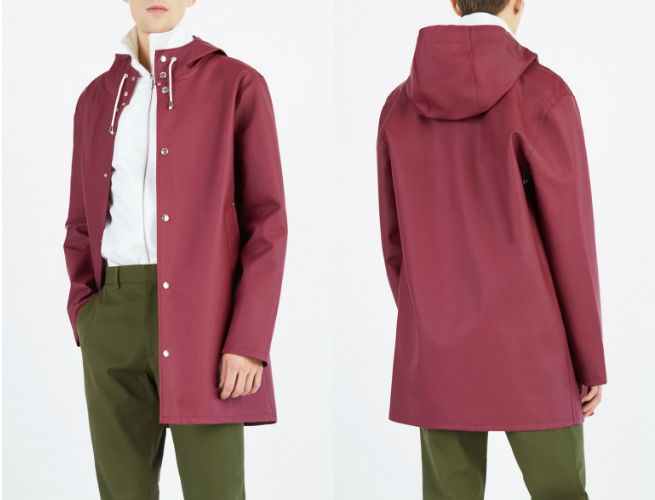 Your Raincoat Search Ends With The