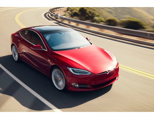 New Tesla S Price Drop