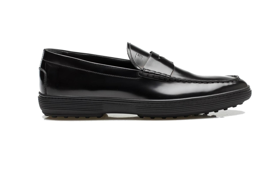 Tod's Leather Loafers Are A Classic