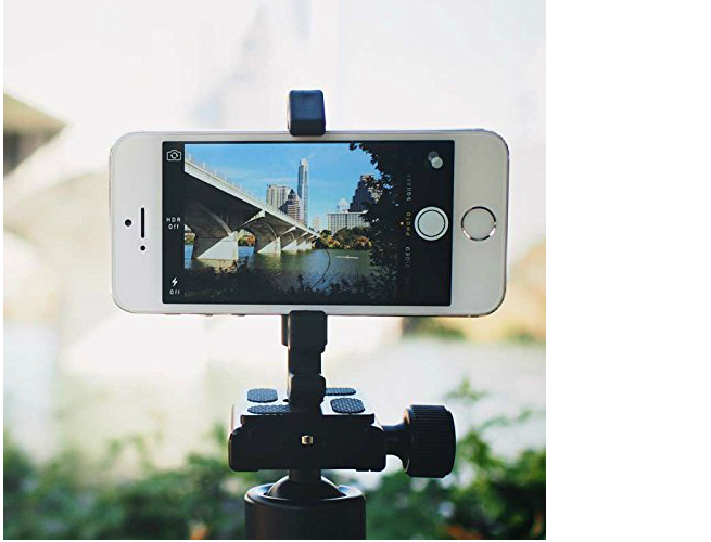 The Glif Tripod Mount for Smartphones