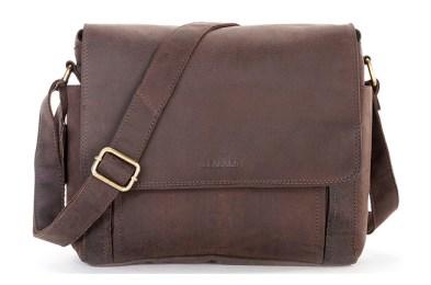 Leabags Cincinnati Buffalo Camera Bag