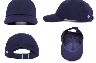 Larose Five Panel Water Repellant Baseball Cap