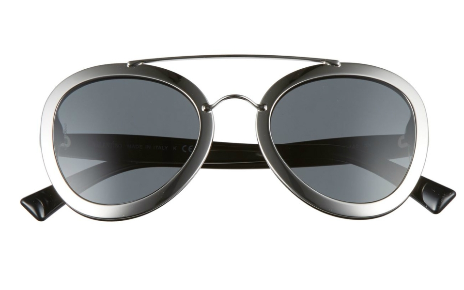 Valentino Sunglasses Will Add A Dose