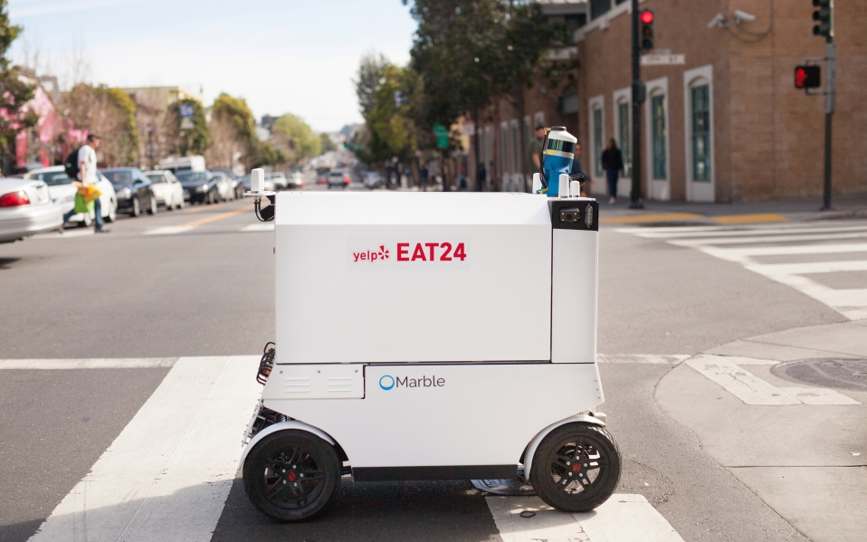 Your Next Food Delivery Driver Could