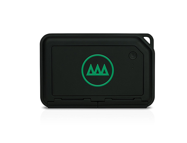 Gnarbox portable backup