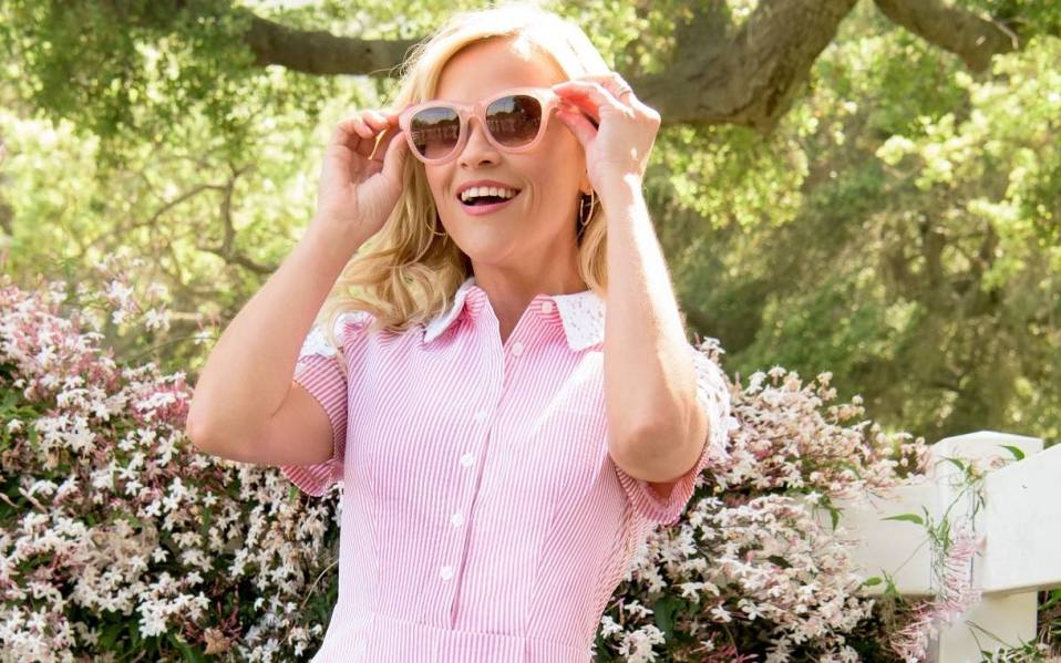 Reese Witherspoon's Fashion Label Drops Collection