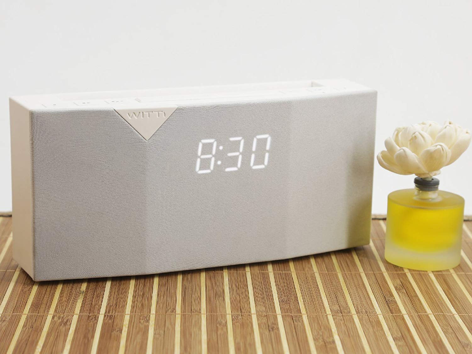 WITTI BEDDI Smart Radio Alarm Clock review