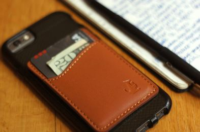 leather phone wallet sleeve