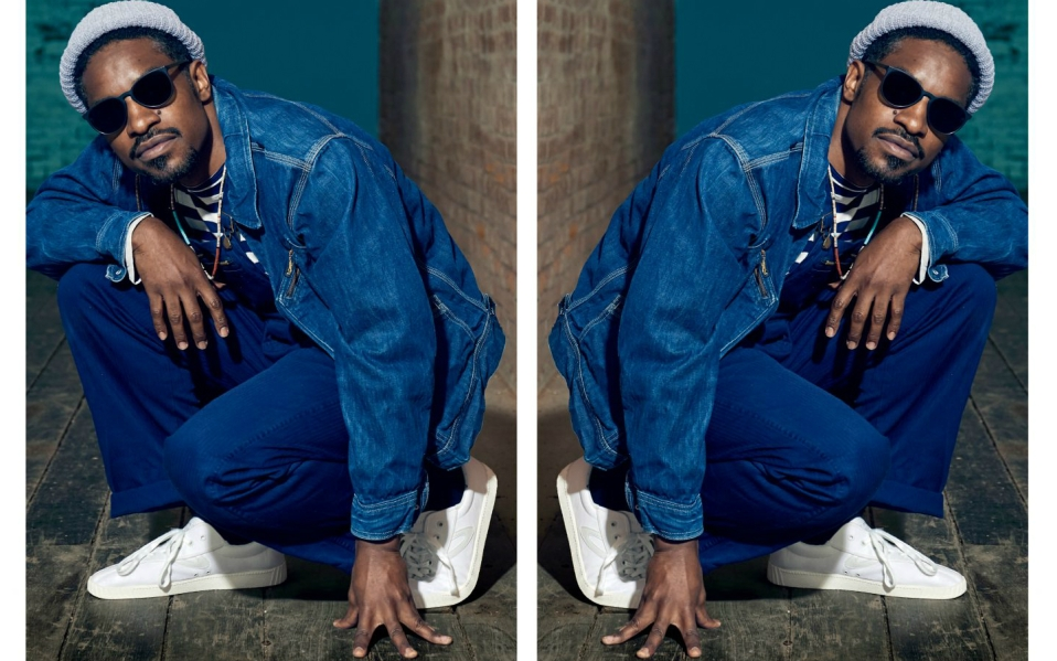 Andre 3000 Tretorn Sneakers Revealed at