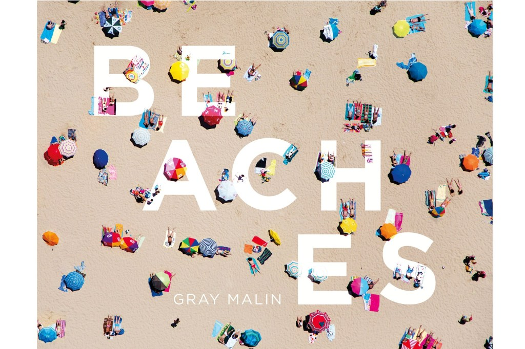 beaches photography book