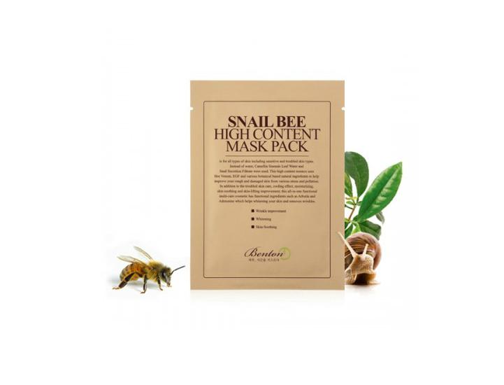 A Snail Mucin Bee Venom Sheet